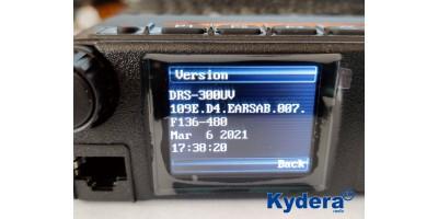 Новая прошивка для Kydera CDR-300UV